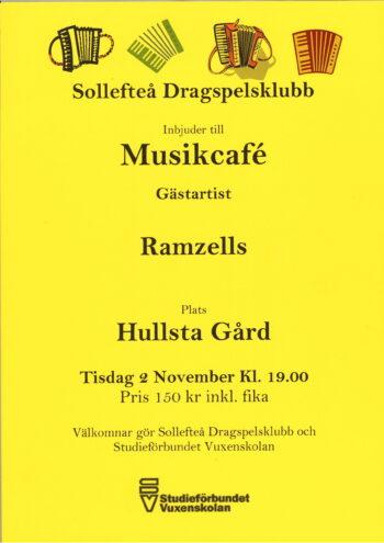 2/11 Sollefteå Dragspelsklubb