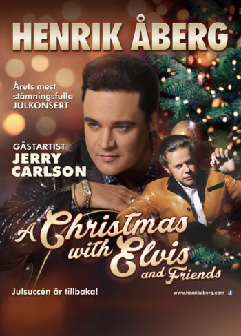 28/11 A Christmas with Elvis and Friends