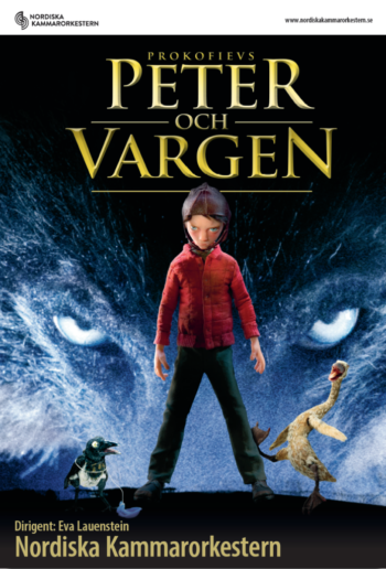 9/10 Peter och Vargen