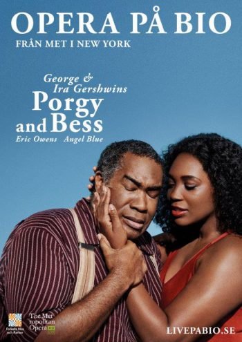 1/2 Porgy and Bess kl.19:00